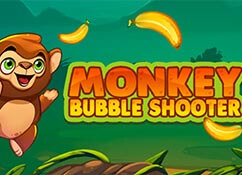 Monkey Bubble Shooter